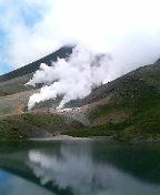 大雪山国立公園・旭岳